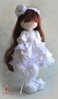 Alma de una muñeca de trapo: mis muñecas, niñas