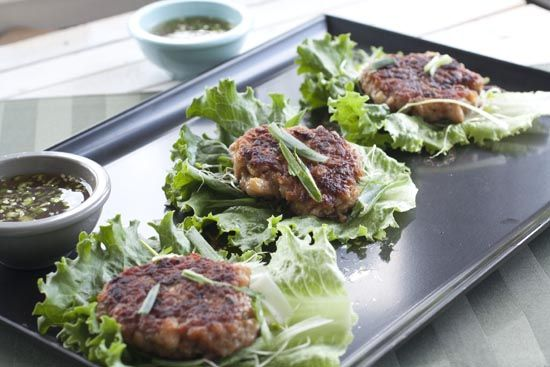 Chicken Sausage Lettuce Wraps | Recipe