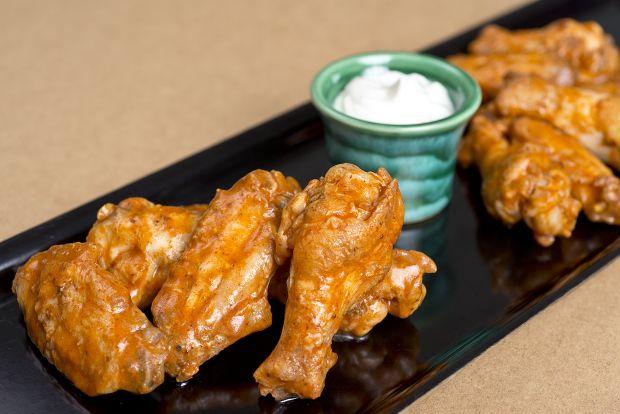 Bhut Jolokia Wings Recipe | Appetizers | Pinterest