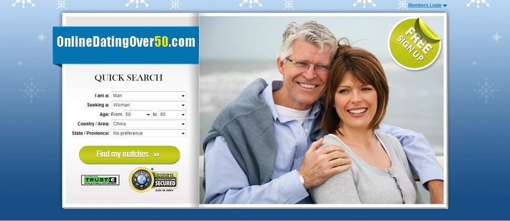 Over 50 Online Dating - Date Singles Over 50