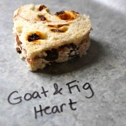 Goat Cheese & Fig | COTTAGE CHIC...CHARMINGLY CHARMING | Pinterest