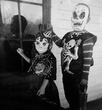 Trick-or-Treat.... | Vintage Halloween... | Pinterest Vintage Trick Or Treaters