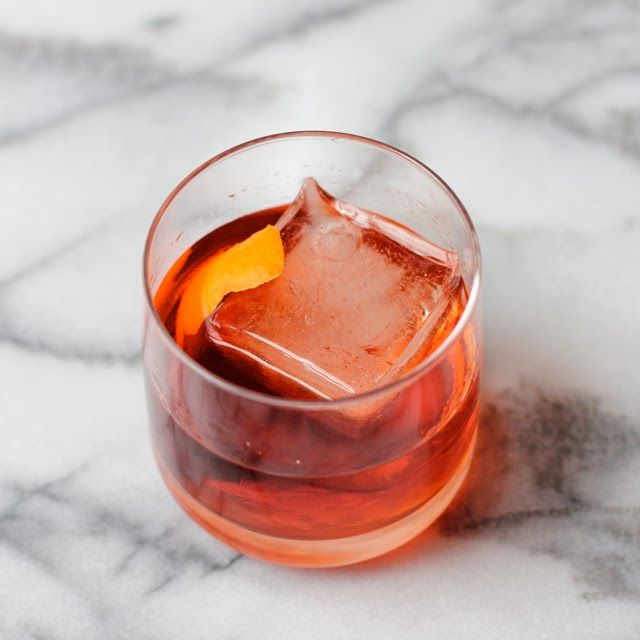 Classic Negroni | nice things to drink | Pinterest