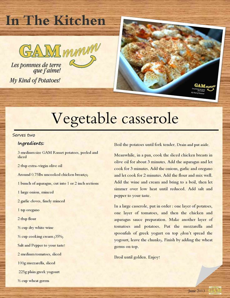 Greek-Style Vegetable Casserole Recipes — Dishmaps