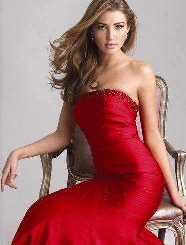 valentine day dresses color