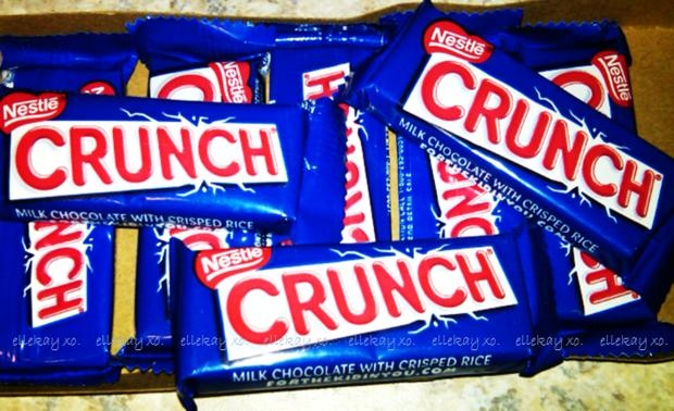 Chocolate Toffee Crunch Bars Recipe — Dishmaps