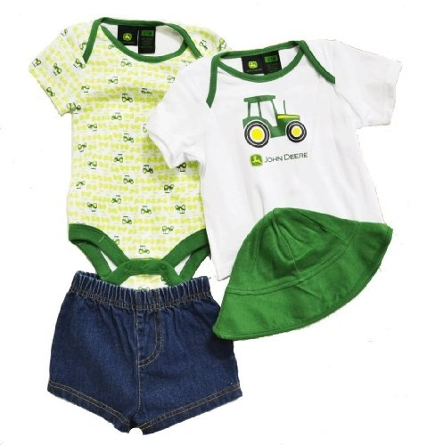 Pin by ambriehl klimesh on john deere baby kids clothes for John deere shirts for kids