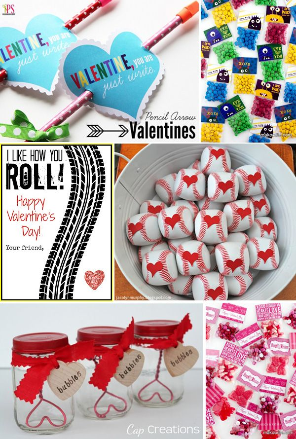 valentine ideas for preschool classmates
