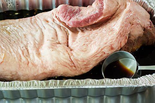 Pioneer Woman's Beef Brisket Recipe — Dishmaps