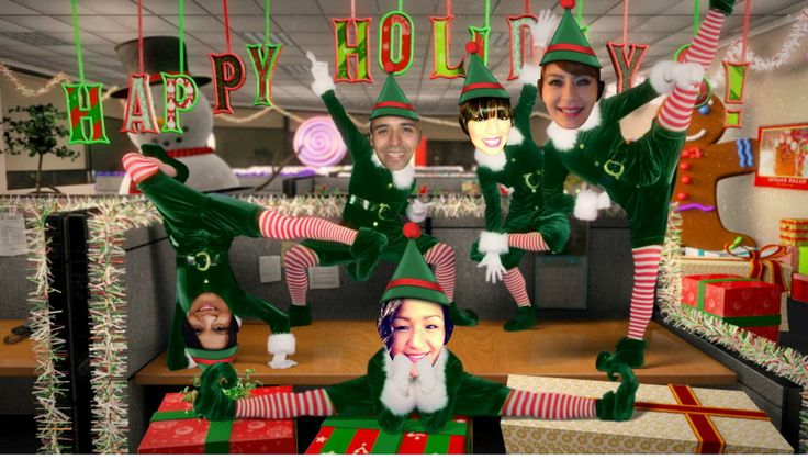 Elf Yourself!!! LOL Too funny! | Holidays! | Pinterest