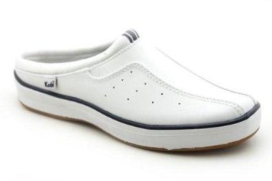Keds Monica Mule White Womens Shoes