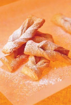 calzones rotos | Chilean Sopaipillas & Calzones Rotos | Pinterest