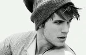 Jude Ryder... that beanie looks very nice on him