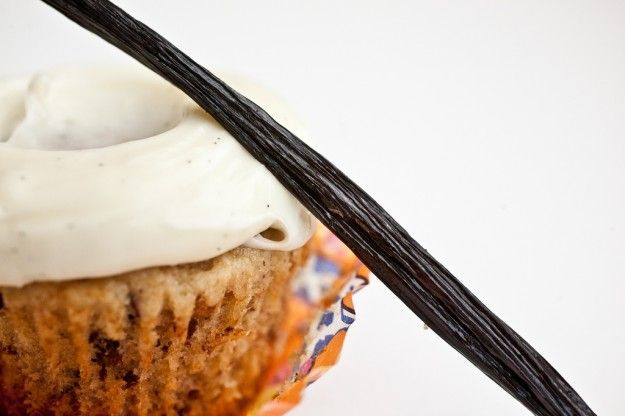 chocolate banana cupcakes with cream cheese frosting