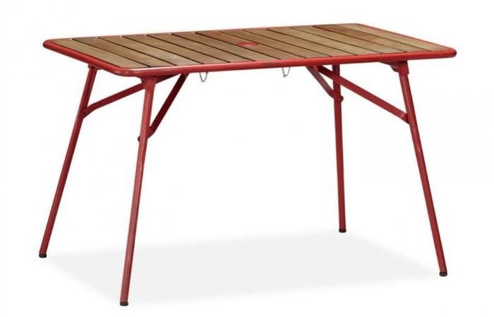 Favorites Folding Outdoor Dining Tables By