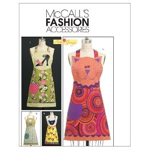McCall's Patterns M6132 Aprons, All Sizes