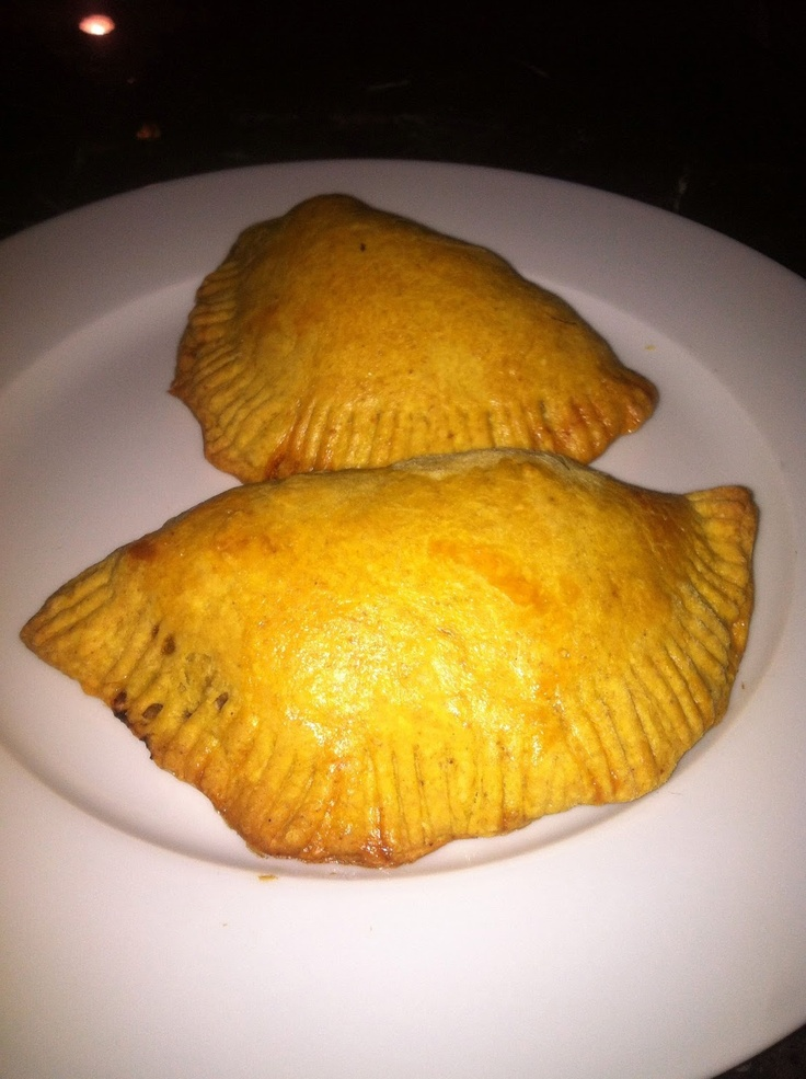 perfect pantry easy jamaican meat patties easy jamaican meat patties ...