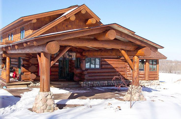 Pin by karen on style home pinterest for Log carports