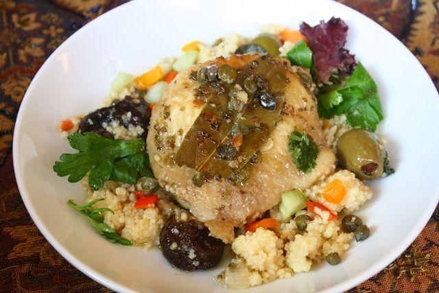 Chicken Marbella | Favorite Recipes | Pinterest