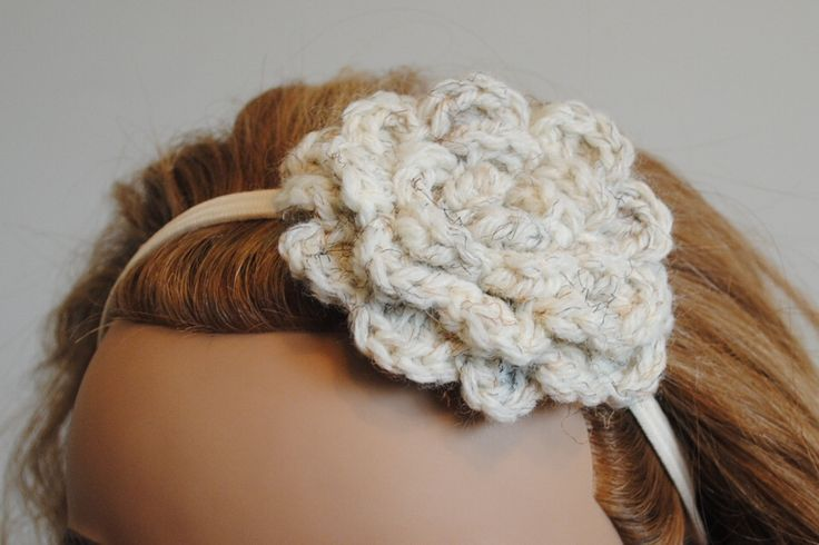 Crochet Hair Accessories : free crochet hair accessory patterns