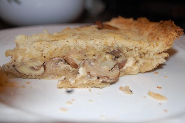 Mushroom Pie | Food - Dayboard Ideas | Pinterest