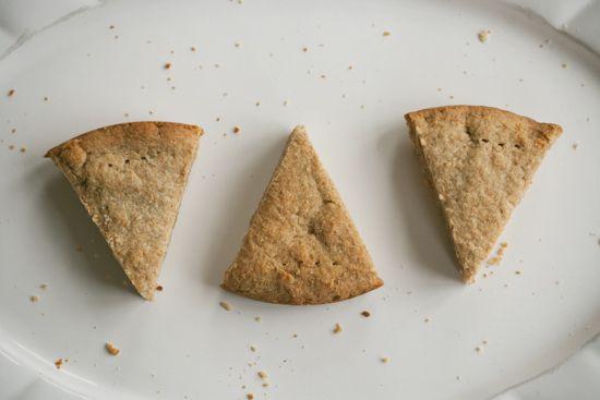 Barber Wheat : whole wheat honey shortbread london bakes