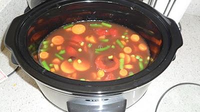 Crock Pot Black Bean Soup   My Blog Recipes   Pinterest