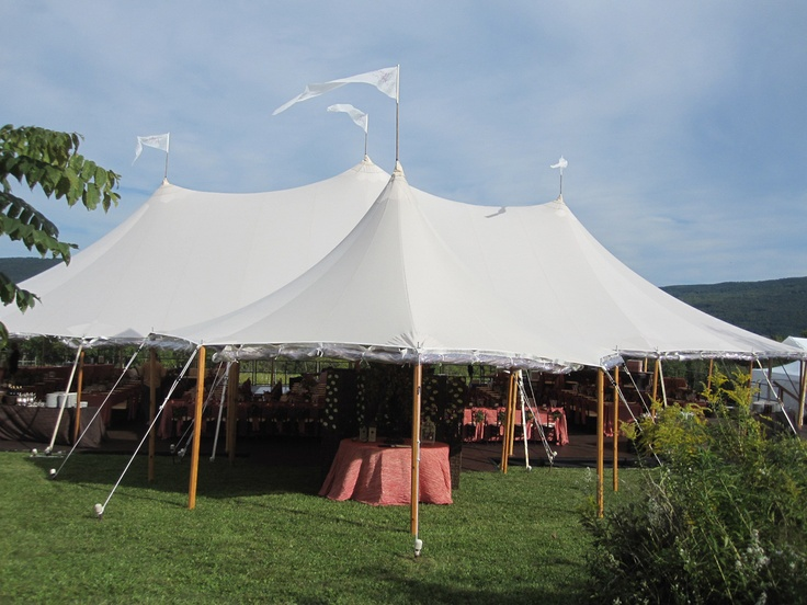 Buffalo Brides : All Seasons Rental Canopy Tent