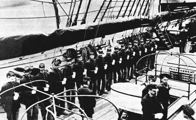 Navy Uniforms, Portsmouth