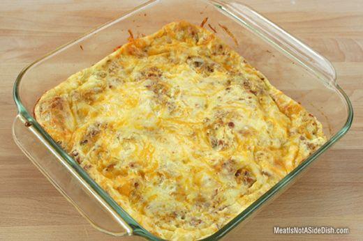 Breakfast Potato Casserole   Recipe