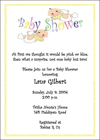 baby shower card sayings for twins baby showers pinterest