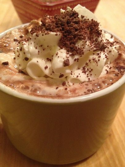 Creamy Hot Cocoa Mix - easy, and would make good gifts...