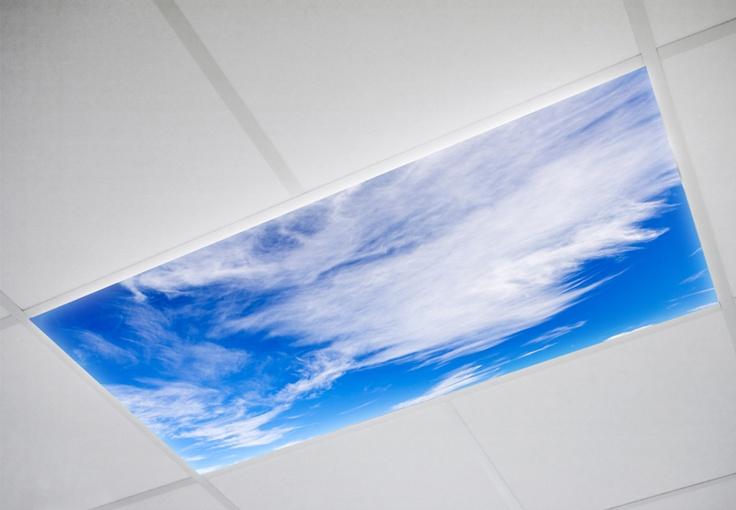 cloud fluorescent light covers classroom. Black Bedroom Furniture Sets. Home Design Ideas