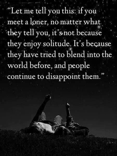 I'm a loner. | Life's a box o chocolates | Pinterest