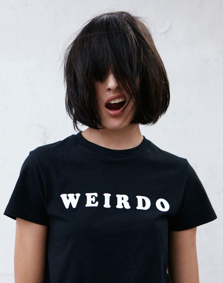 Weirdo Crop Top | Les Filles. | Pinterest