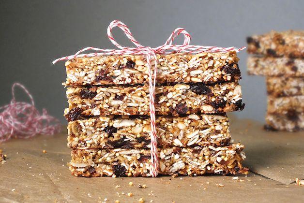 The Best Granola Bars Ever | Recipe