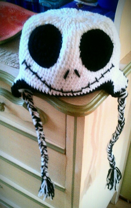 Jack~Nightmare before Christmas | crafts | Pinterest