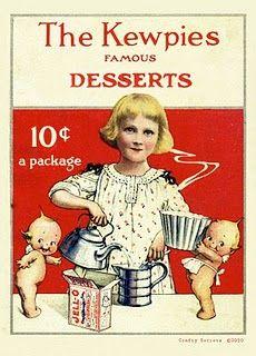free lovely vintage ad printable