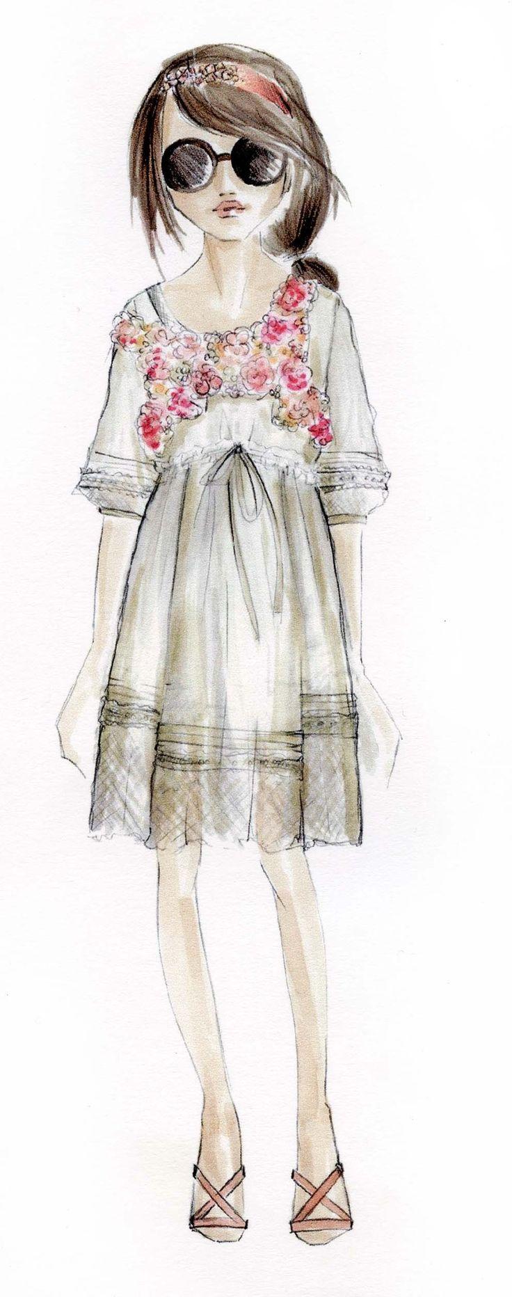 Fashion illustration for kids 91