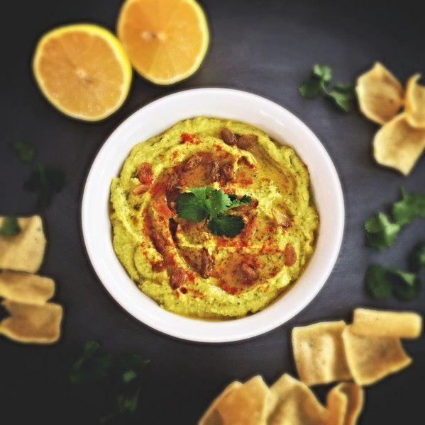 ... hummus beginwithin nutrition curried hummus curried sweet pea hummus