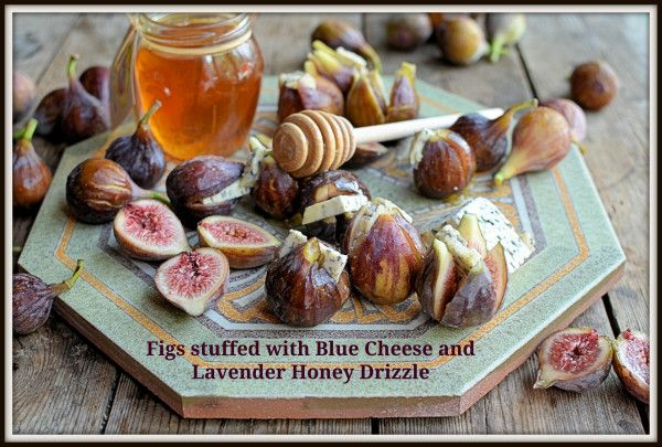 Blue Cheese and honey | ... : Figs stuffed with Blue Cheese and ...