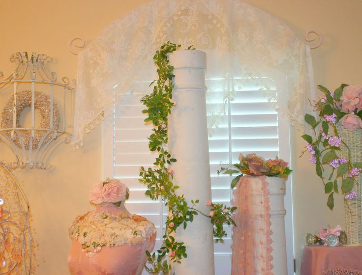 Shabby chic decorating estilos de decoraci n my website - Decoracion shabby chic dormitorios ...