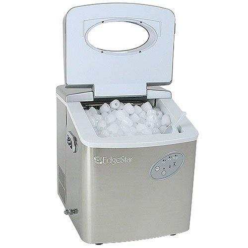 Portable Countertop Ice Maker Machine - EdgeStar http://shorl.com ...