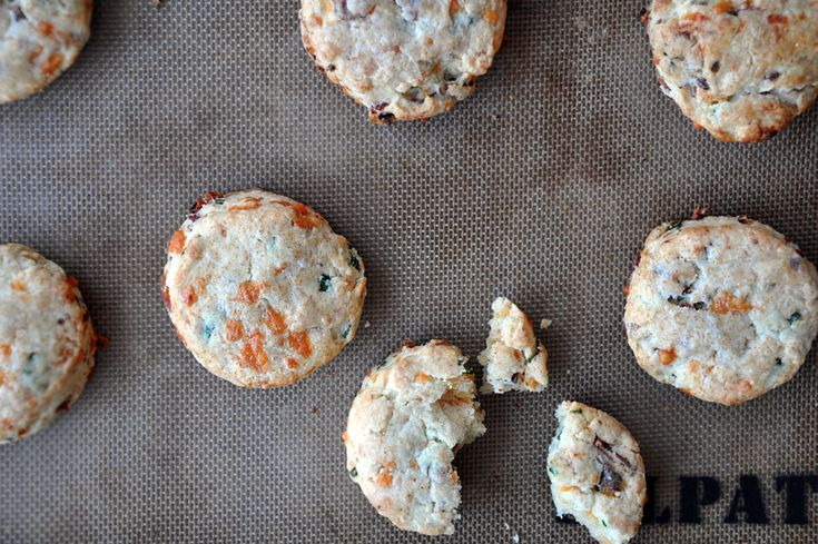 Bacon-Cheddar Biscuits | Recipe