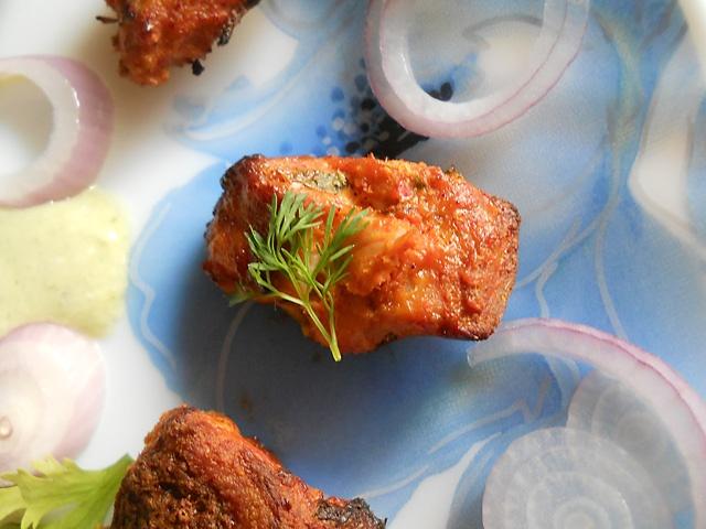 Boneless Chicken Tandoori   Recipes   Pinterest