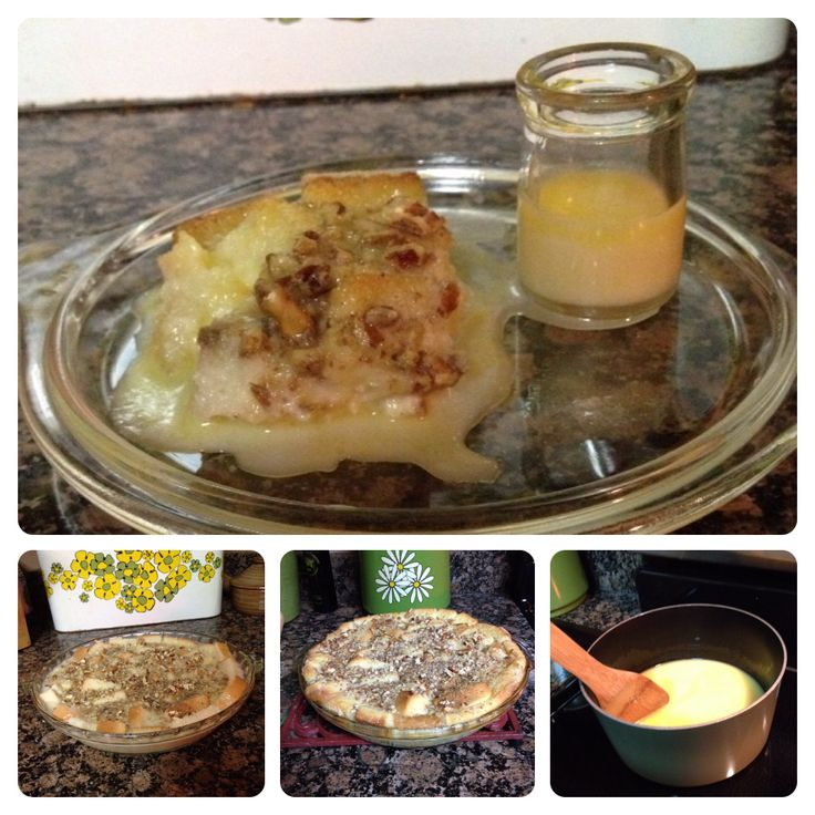Bread Pudding (the pioneer woman)
