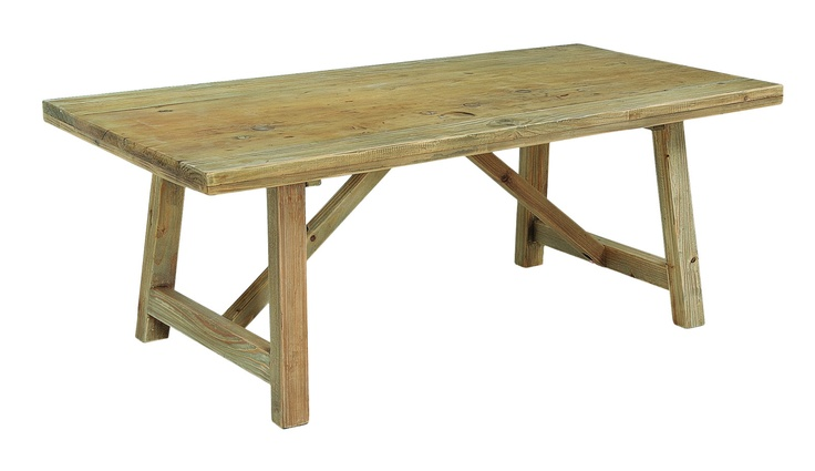 Upcycled dining table for the kitchen kitchen ideas for Upcycled dining table