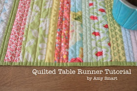 V and Co.: guest tutorial blogger: amy of diary of a quilter