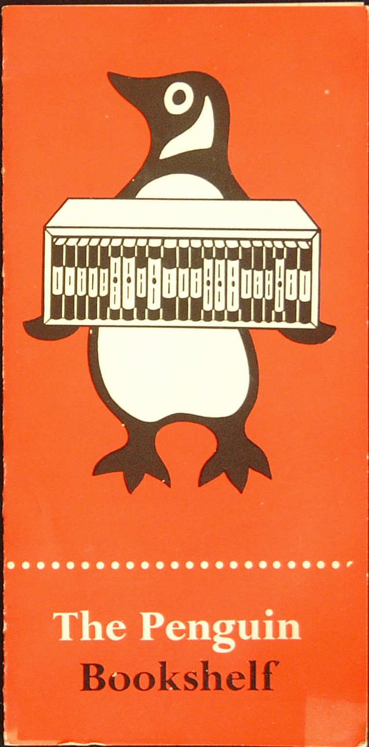 Penguin books cover