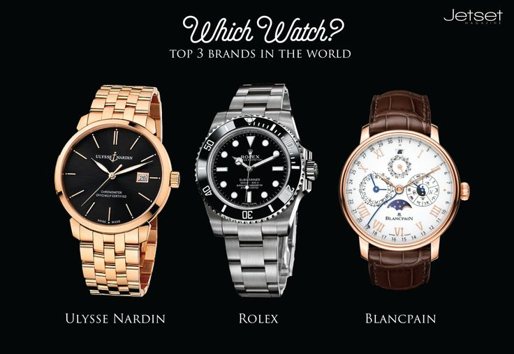 Jetset watches collection for mens pictures